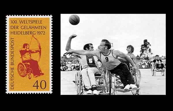 Paralimpiadi storia
