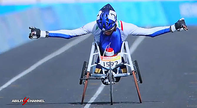 Paralimpiadi Atene 2004