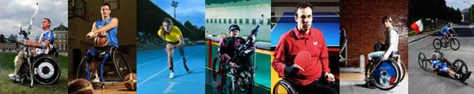 convocati paralimpiadi